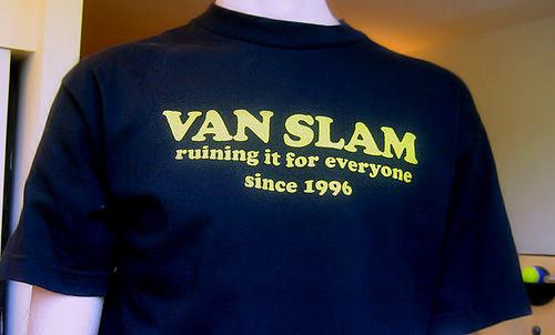 Van Slam
