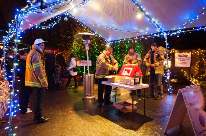 Stanley Park Christmas charity