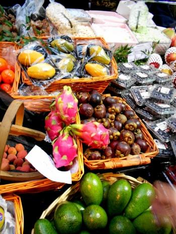 Farmers markets Vancouver