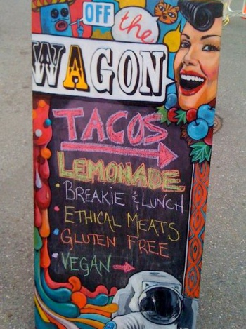 Off the Wagon Tacos Farmers Markets Vancouver