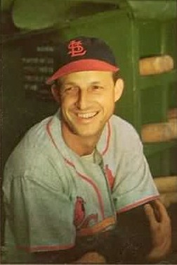 Stan Musial by Wikimedia Commons