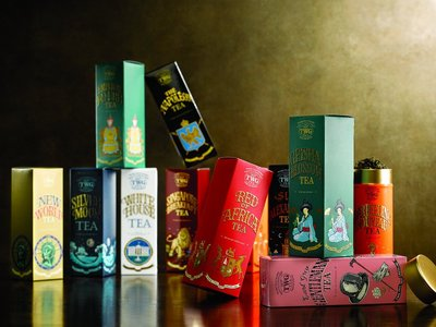 TWG Tea The Urban Tea Merchant