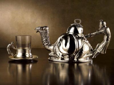 The Emir Teapot The Urban Tea Merchant