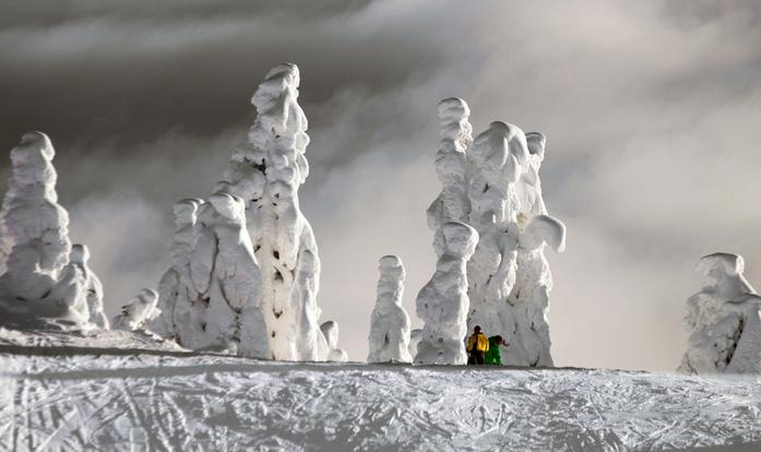 Cypress Hill Ski Resort