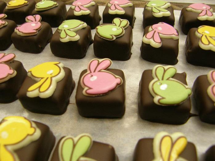 Easter Inspiration ChocolaTas
