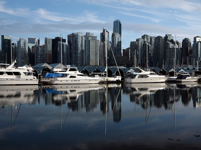 vancouver yacht