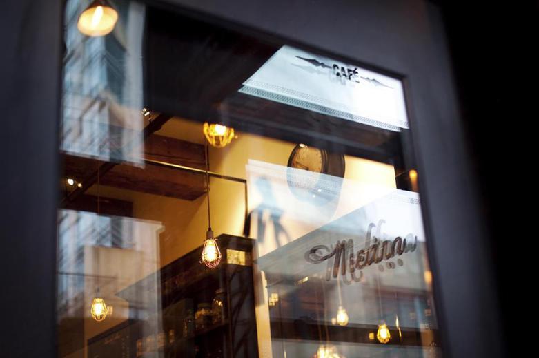 Medina Cafe Vancouver