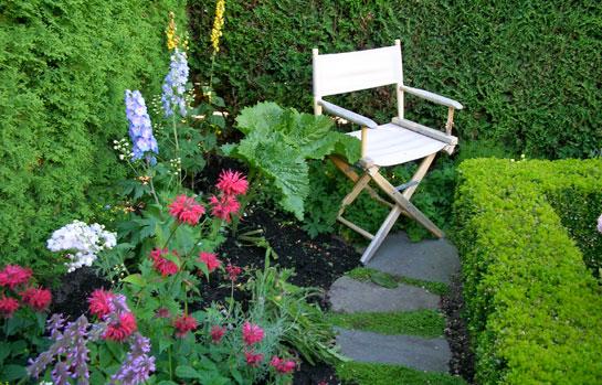 Perennial Border by Aloe Design