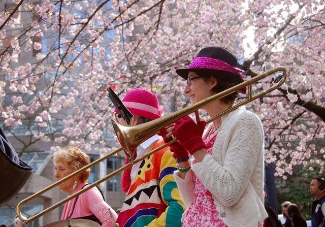 Vancouver Cherry Blossom Festival1