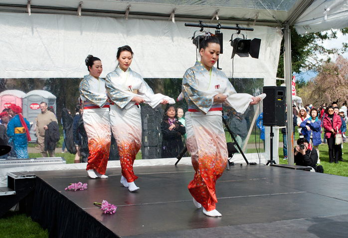 Sakura Days Performers