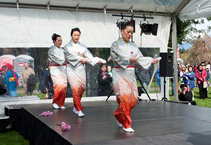 Sakura Days Performers