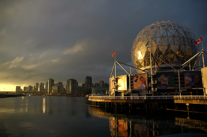 Science World by Alastair Moore