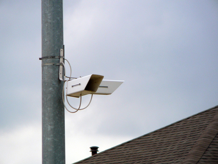 Surveillance Camera by John of Austin