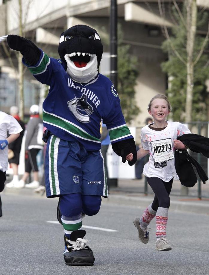 Vancouver Sun Run Mini