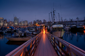 Granville Island Pier
