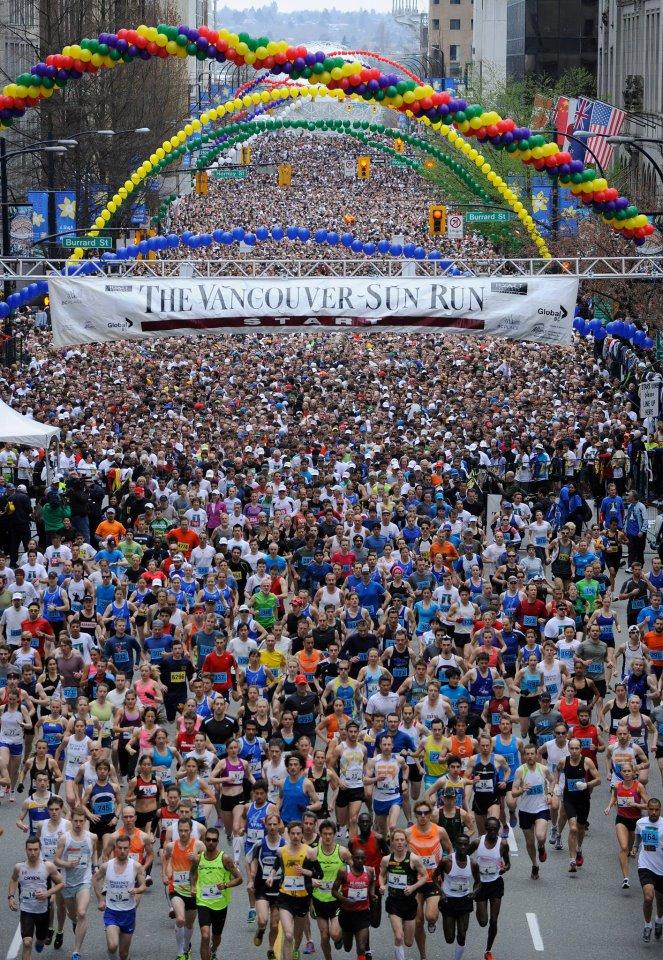 Vancouver Sun Run2