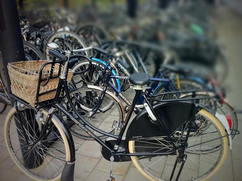 Bikes by zoetnet