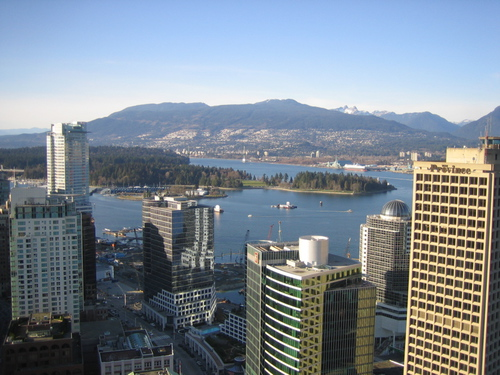 Vancouver View by velkr0