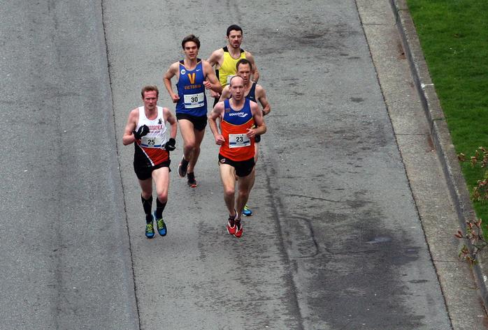 Leading Maraton Athletes