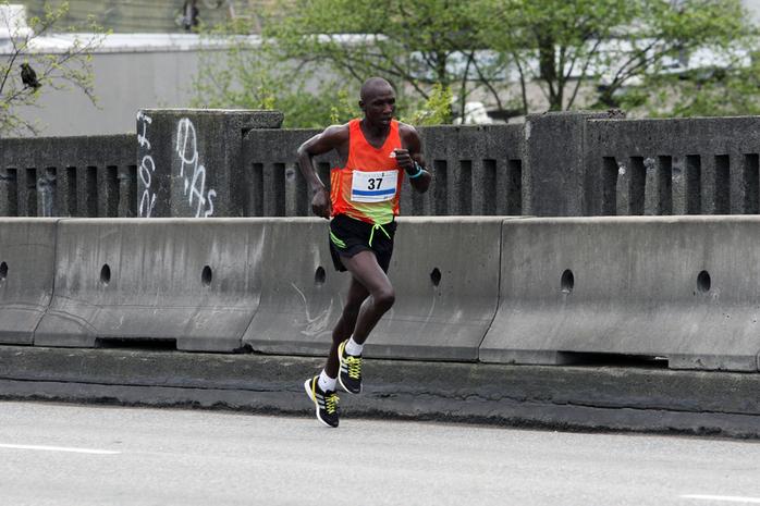 Vancouver SunRun Marathon Athlete