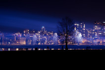 English Bay Lights