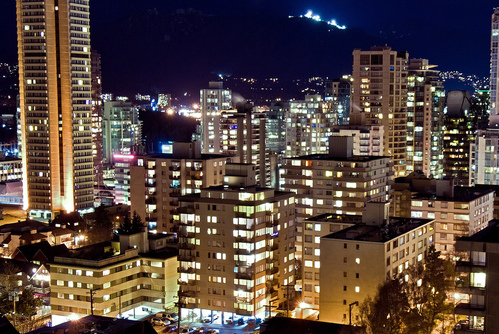 Vancouver West End by Stewart Butterfield
