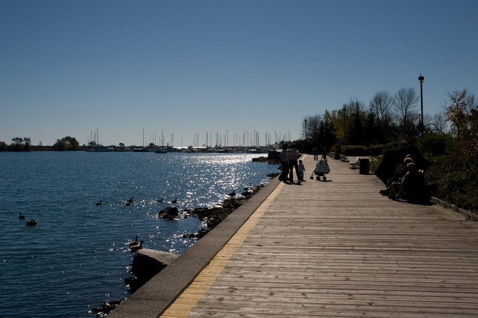 Mississauga Waterfront by Gary J Wood