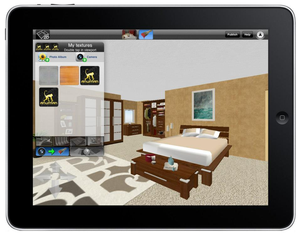 Beau Home Design 3D App