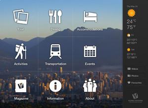 Visit Vancouver App