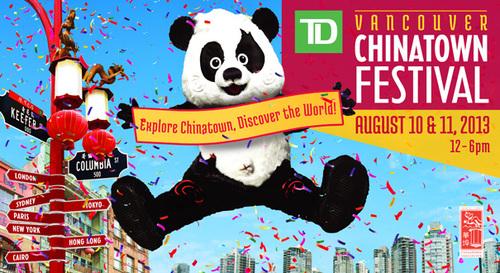 Vancouver Chinatown Festival