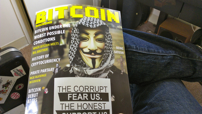 Bitcoin Magazine by Zach Copley