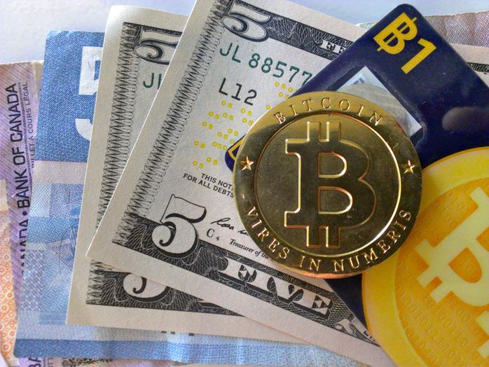 Bitcoin by Zach Copley
