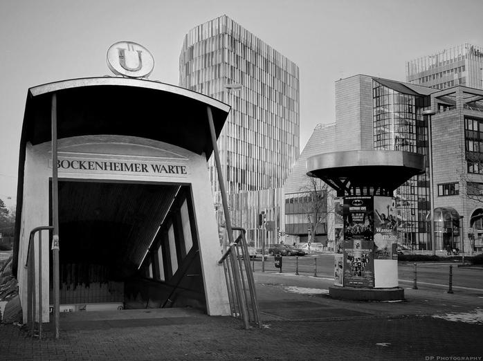 Bockenheimer Warte Station by Daniel Petzold  1