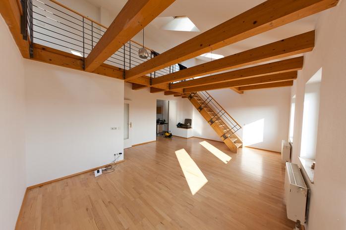 Empy Apartment by Matt Biddulph