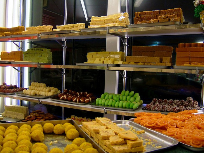 Indian Sweets by Shooz