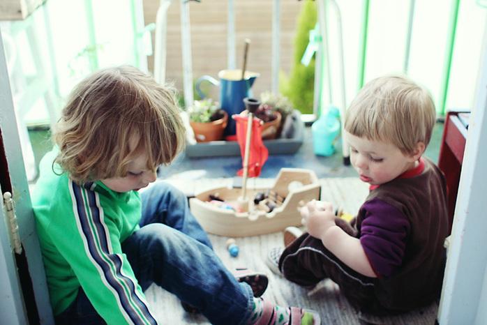 Kids by Suzette Pauwels