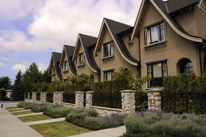 Semi Detached Homes in Vancouver