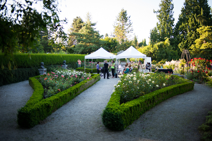 Special Event in VanDusen Botanical Garden