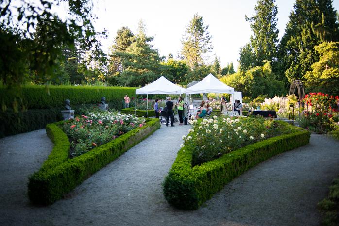 Special Event in VanDusen Botanical Garden