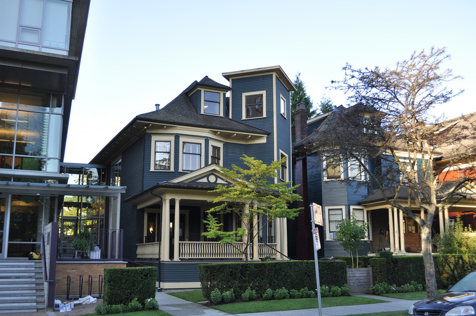 Vancouver housing market displayed strength in june sales for Houses for homes
