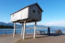 Vancouver Sea Wall Home