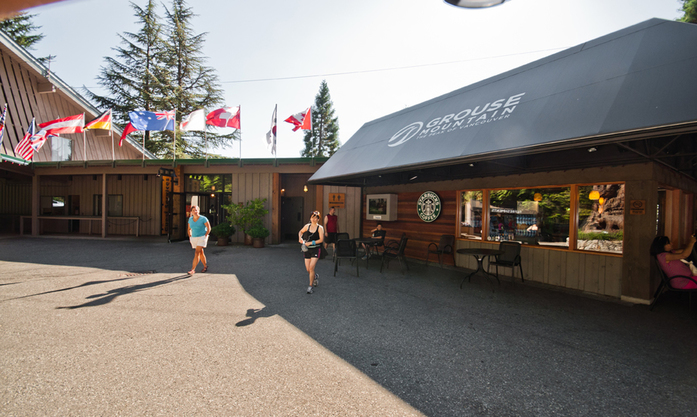 Welcome to Grouse Mountain