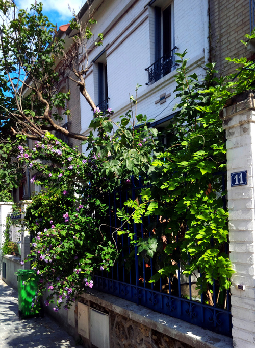 Paris Homes on Villa Daviel