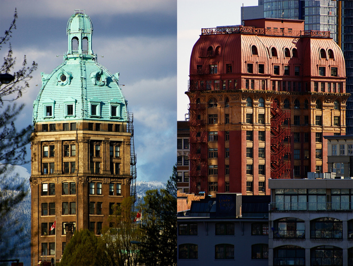 Beaux Arts Architecture of Vancouver