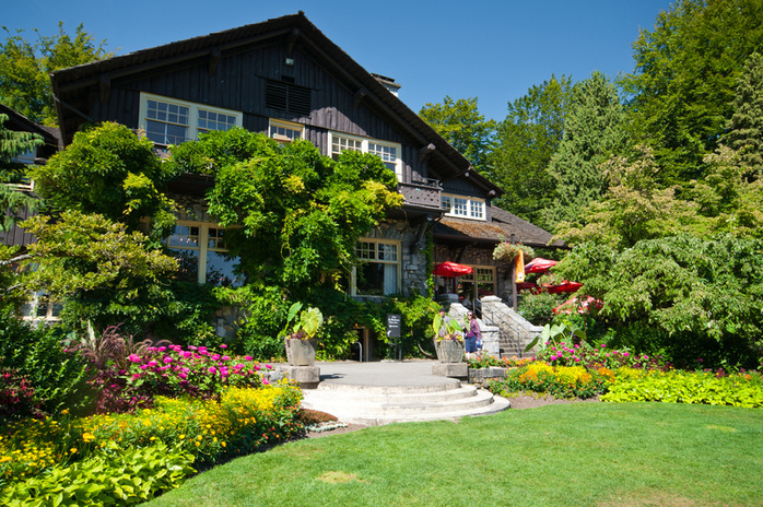 Stanley Park Gardens Come Smell The Flowers Of The Gorgeous Gardens Vancouver Homes