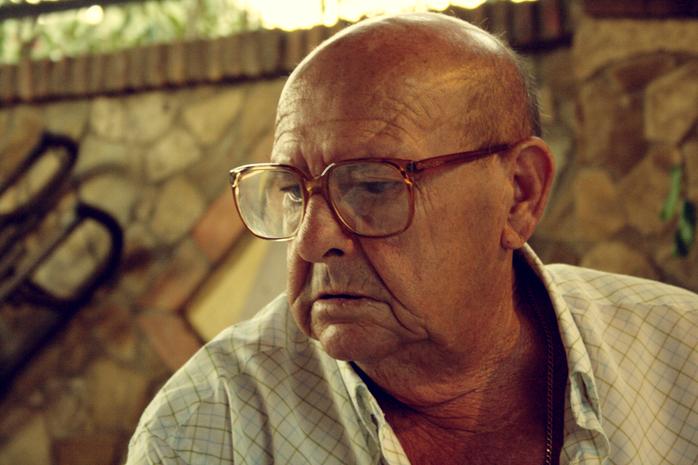 Senior by Alfonso Jimenez