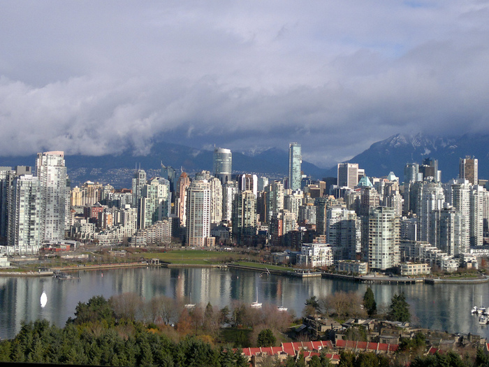 Vancouver by Roland Tanglao