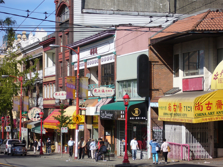 Chinatown Vancouver by caitriana