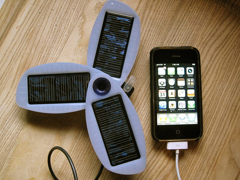 Neat Gadget  Solar USB Charger by cogdogblog
