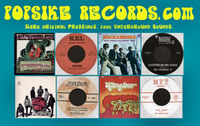 Popsike Records